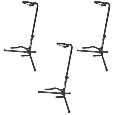 Image of Black Tripod Guitar Stand
