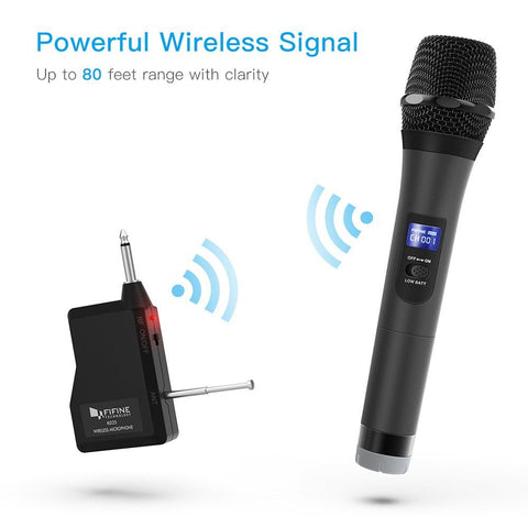 Image of Wireless Microphone