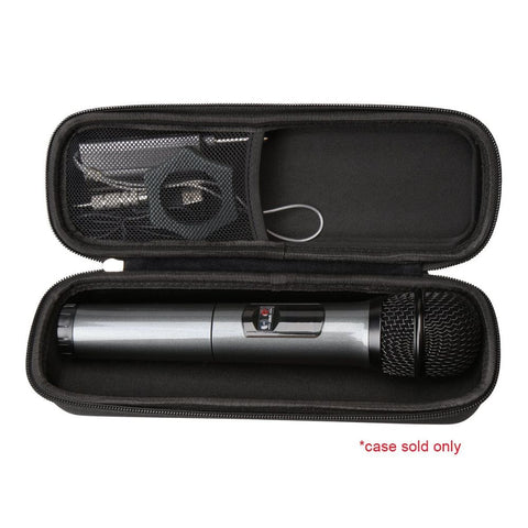 Image of Wireless Microphone Hard Carrying Travel Case