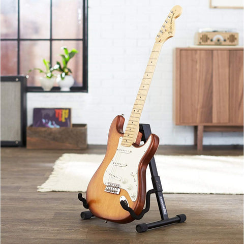 Acoustic and Electric Guitar Folding A-Frame Stand