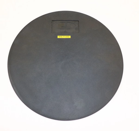 Image of Gp Perc Snare Drum Rubber Practice Pad