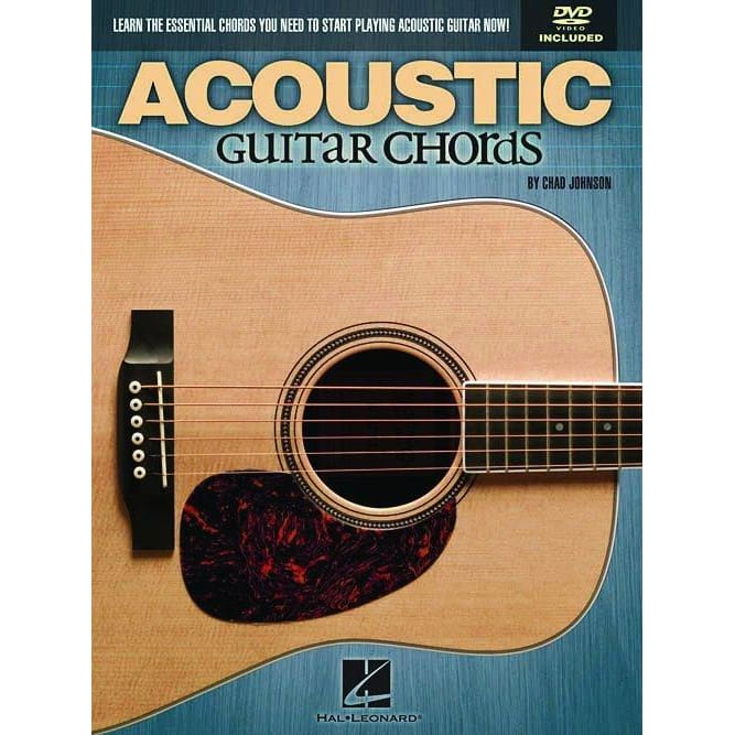 Acoustic Guitar Chords DVD - Instruction