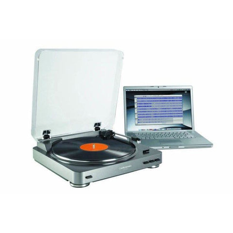 AT LP-to-Digital Recording System - DJ & Club Gear