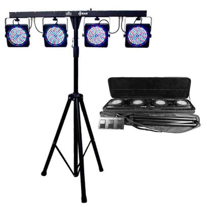 Chauvet 4BARUSB Lighting Kit - DJ & Club Gear
