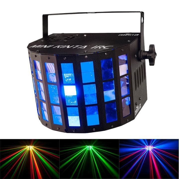 Chauvet LED Mini Kinta IRC - DJ & Club Gear