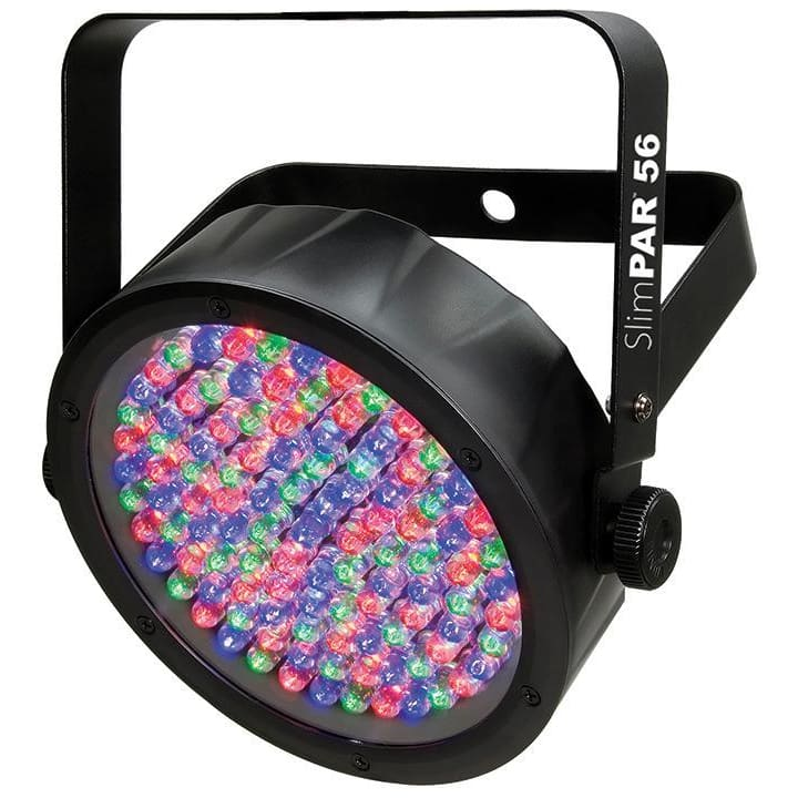Chauvet SlimPAR56 LED Wash Light - DJ & Club Gear