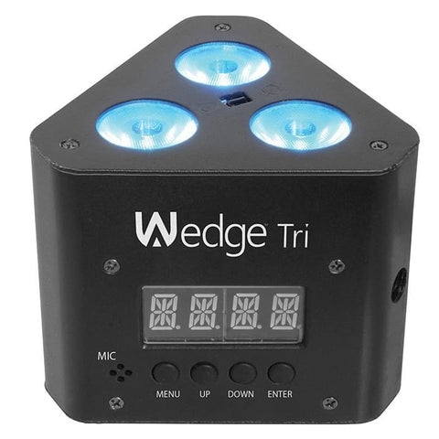 Chauvet Wedge LED Wash Light - DJ & Club Gear