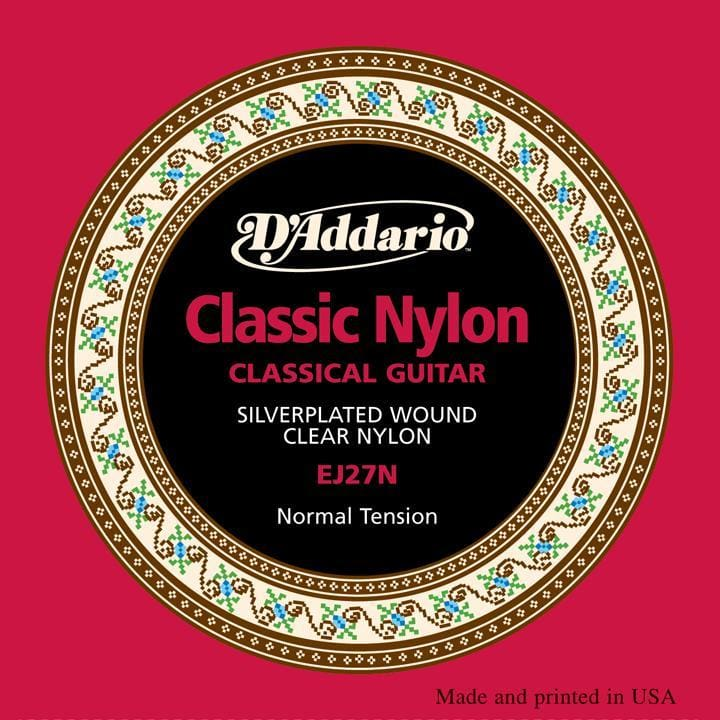 Daddario nylon string Normal Tension - Guitar & Bass