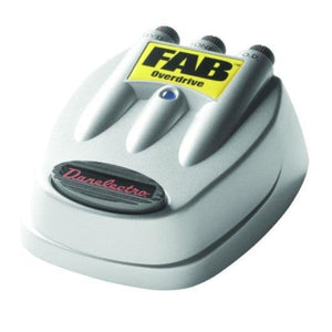 Danelectro Fab Overdrive Effects Pedal - Guitar & Bass