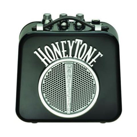 Danelectro Honeytone Mini Amp Black - Guitar & Bass