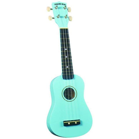 Dia-Head Flamed Acacia Tenor Deluxe Uke - World & Folk