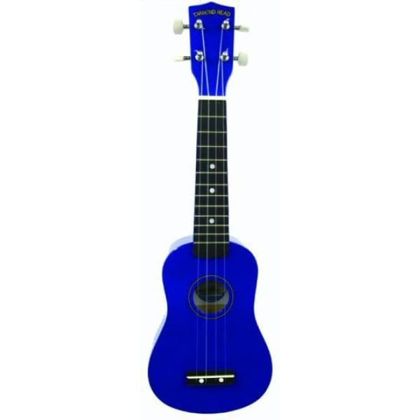 Diamond Head Ukulele Blue - World & Folk