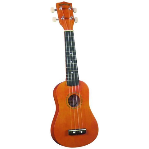 Diamond Head Ukulele Brown - World & Folk