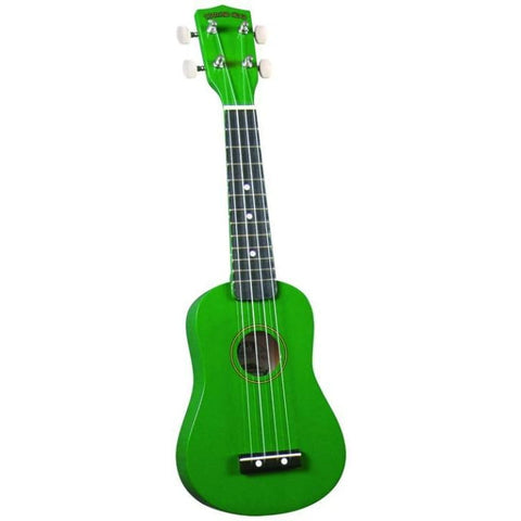 Diamond Head Ukulele Green - World & Folk