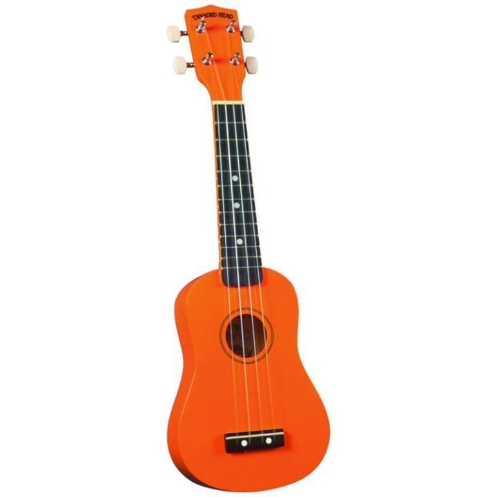 Diamond Head Ukulele Orange - World & Folk