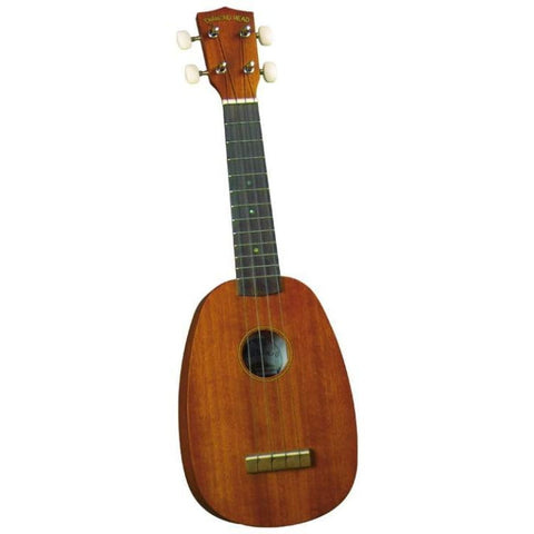 Diamond Head Ukulele Pineapple Soprano - World & Folk