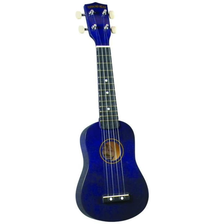 Diamond Head Ukulele Purple - World & Folk
