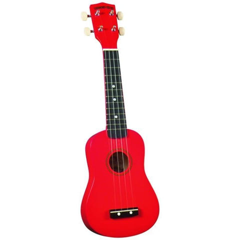 Diamond Head Ukulele Red - World & Folk