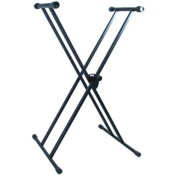 Double Braced Keyboard Stand X-Type - Band