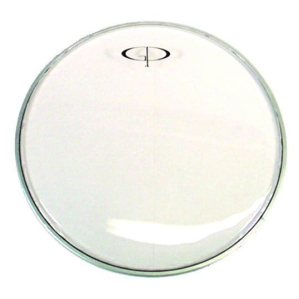 Drumhead Clear 10 In Gp Logo .188 Mm - Drum & Percussion