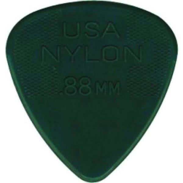 Dunlop Nylon Standard Display 36 Pics Pe - Guitar & Bass