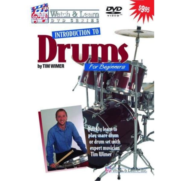 DX-Drums DVD Instruction - Instruction