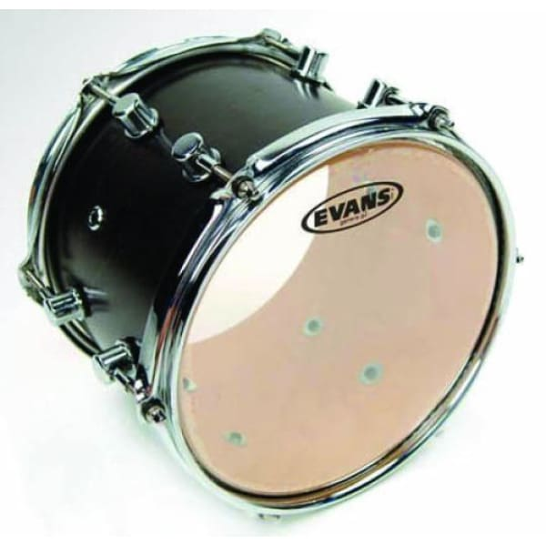 DX-Evans Drum Head 10 inch G2 Clear - Drum & Percussion