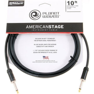 DX-Planet Waves American Stage 20ft Cabl - Guitar & Bass