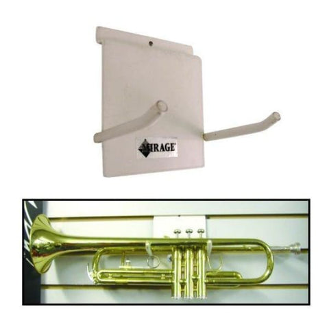 DX-Trumpet Display Hanger White Slatwall - Band