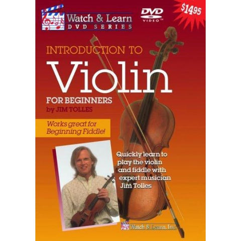 DX-Violin DVD Instruction - Instruction