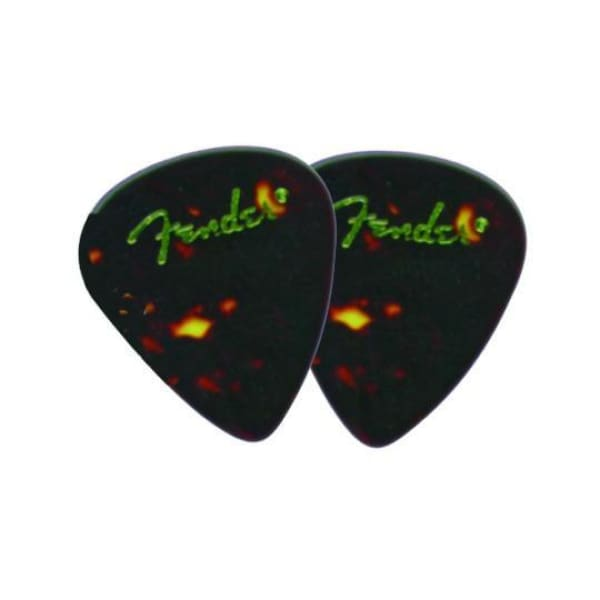 Fender Pick Thin #351 Cell Shell 144 Pc - Guitar & Bass