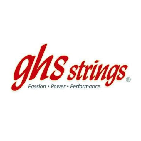 GHS Single PlainString HiE acoustic ltGa - Guitar & Bass