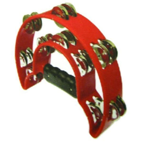 GP Double Ring Tambourine - Drum & Percussion