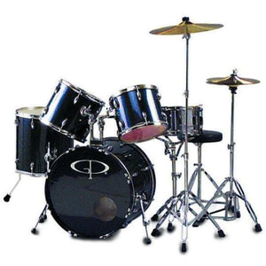 Gp Per Performer Drum Set Met Midnit Blu - Drum & Percussion