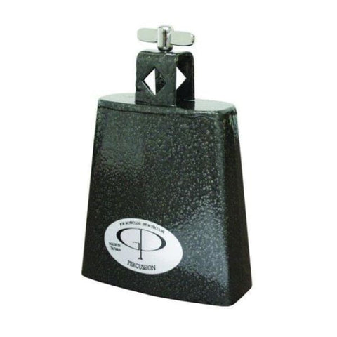 Gp Perc Cowbell Black 4 In - Drum & Percussion