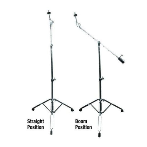 Gp Perc Hd Straight Boom Combo Cym Stand - Drum & Percussion