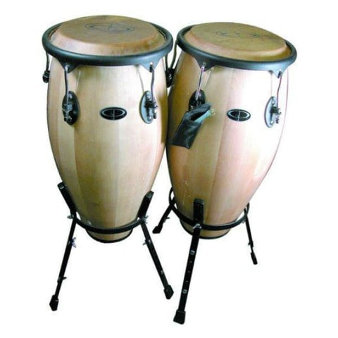 Gp Perc Maple Conga Set 10 In And 11 In - Drum & Percussion