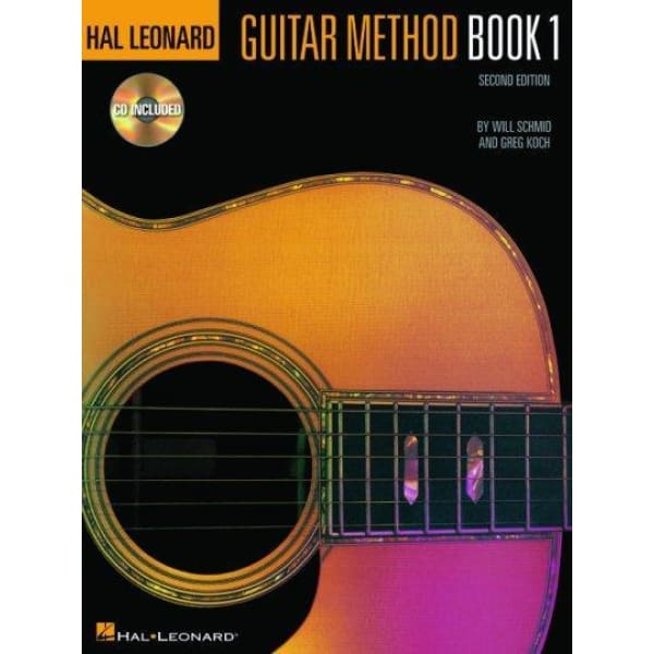 Hal Leonard Guitar Method I Book 1 &CD - Instruction