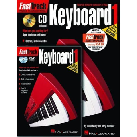 HL Fastrack Keyboard Method w-Weblink - Instruction