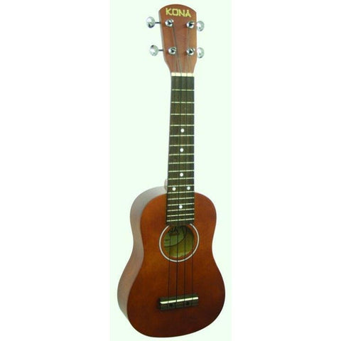 Kona Soprano Uke Color Box - World & Folk