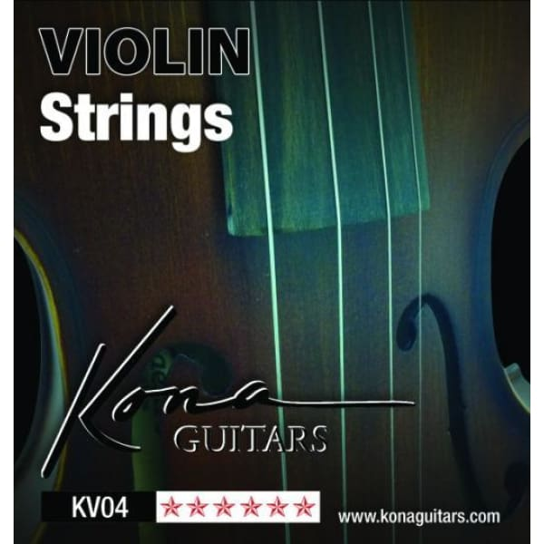 Kona Violin String - Guitar & Bass