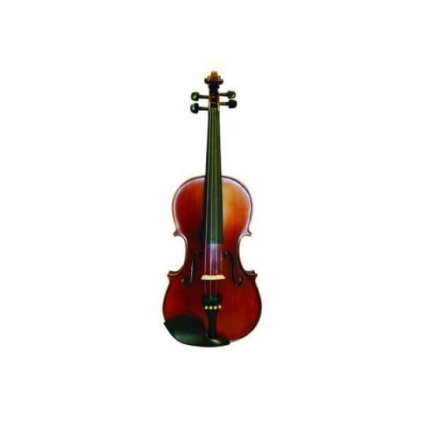 Maestro Antiqued Satin Violin Outfit 3-4 - Orchestra