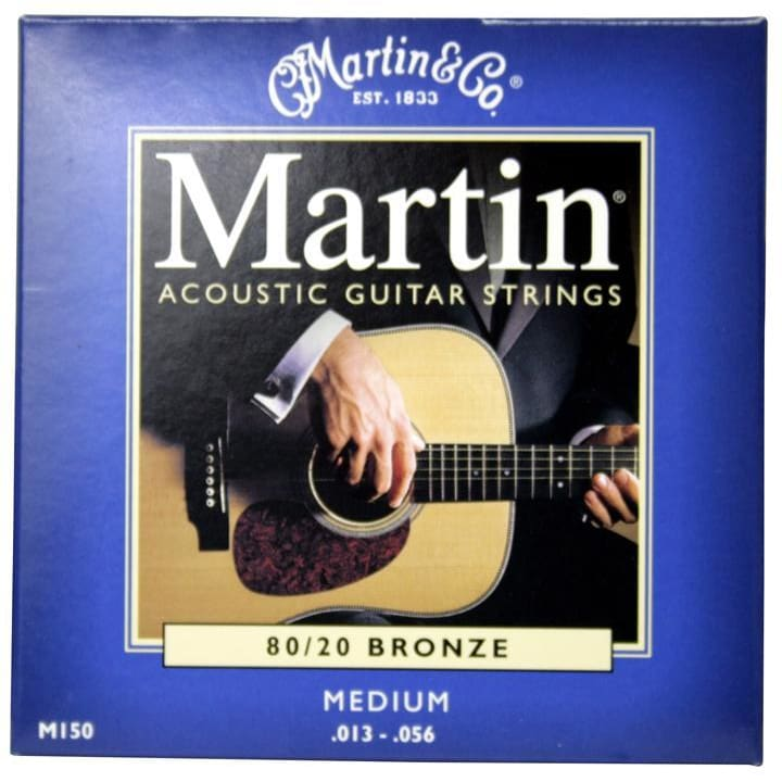 Martin Acoustic Med. 13-56 (C=12) - Guitar & Bass