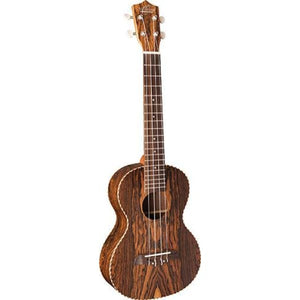 O. Schmidt Satin Spalted Maple Tenor Uke - World & Folk