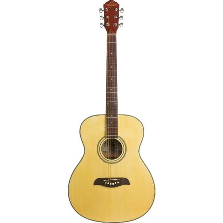 OS Auditorium Series Natural - Guitar & Bass