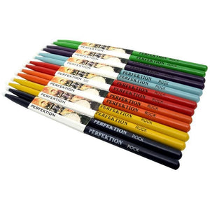 Perfekt Rock Rainbow Colored Stick Pack - Drum & Percussion