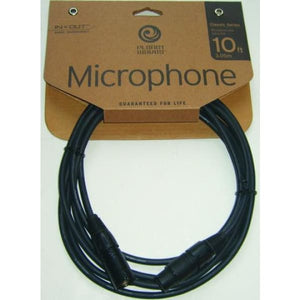 Planet Waves 10 ft Microphone Cable - Guitar & Bass