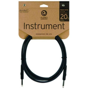 Planet Waves 20 ft Instrument Cable - Guitar & Bass