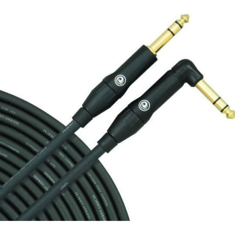 Planet Waves 20 ft Right Angle Cable - Guitar & Bass