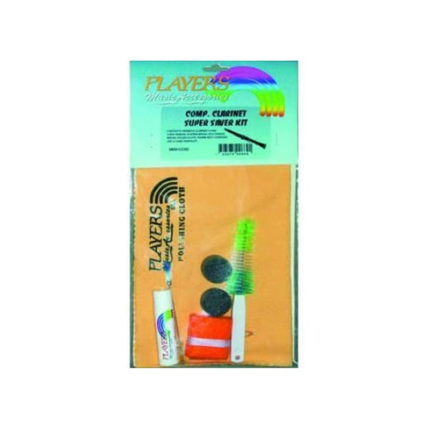 Players Care Kit Composite Clarinet - Band